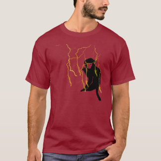 Shock The Monkey T-Shirt