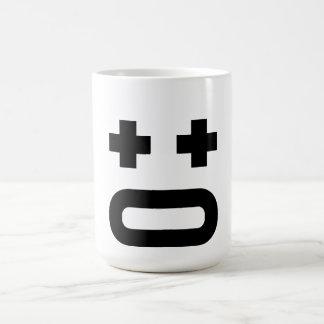 Shocked - by Vibrata Chromodoris - Coffee Mug