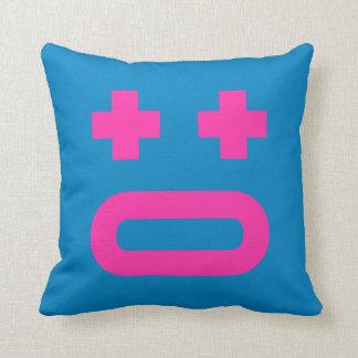Shocked! - by Vibrata - Throw Pillow