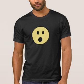 Shocked Face Emoji T-Shirt
