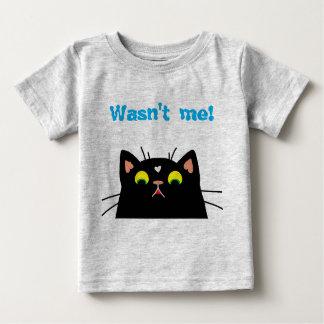 Shocked Kitty Baby T-Shirt