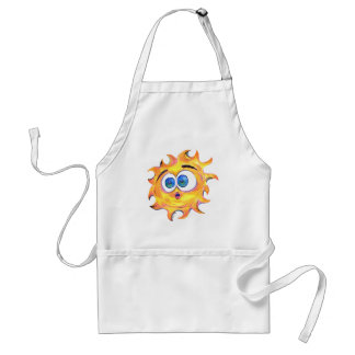 SHOCKED SUNSHINE STANDARD APRON