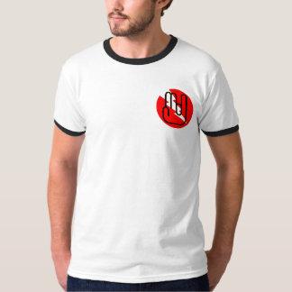 shocker FRONT/BACK T-Shirt