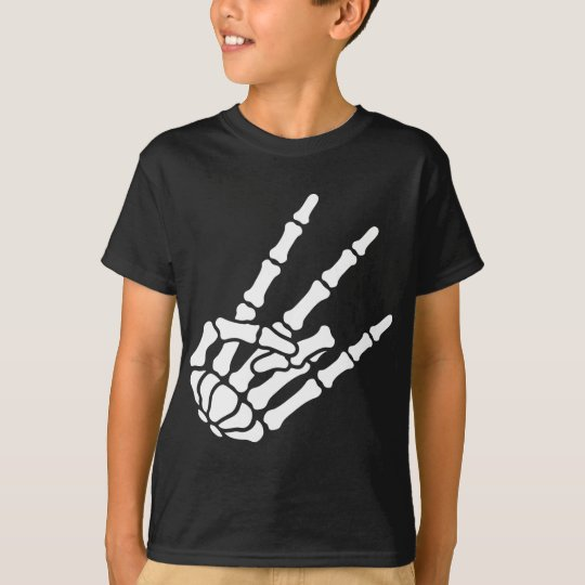 Shocker Skeleton Hand T-Shirt