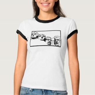 Shocking Mt. Rushmore T-Shirt