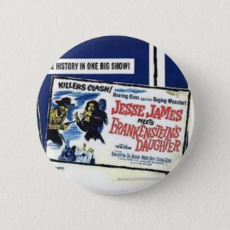 Shockorama JesseJames frankenstein daughter button
