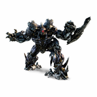 Shockwave CGI 1 Standing Photo Sculpture