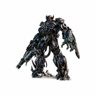 Shockwave CGI 3 Standing Photo Sculpture