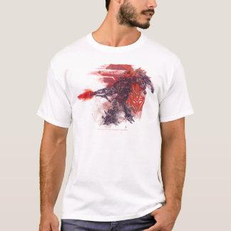 Shockwave Firing Stylized Badge T-Shirt