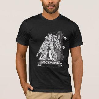 Shockwave Metal Badge 1 T-Shirt