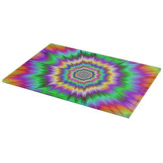 Shockwaves Cutting Board