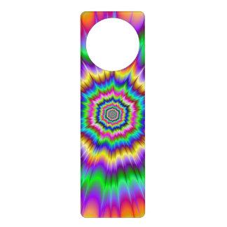 Shockwaves Door Hanger