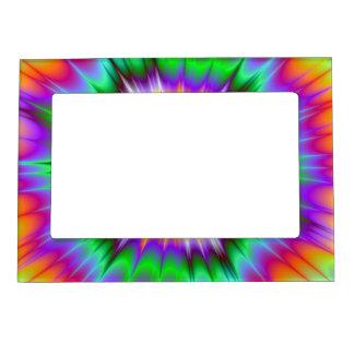 Shockwaves Frame Magnetic Photo Frame