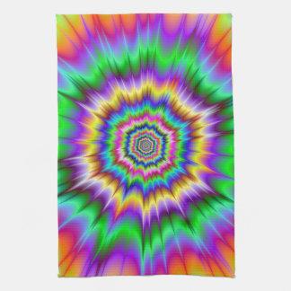 Shockwaves Kitchen Towel