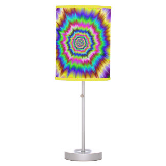 Shockwaves Lamp