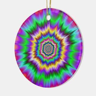 Shockwaves Ornament