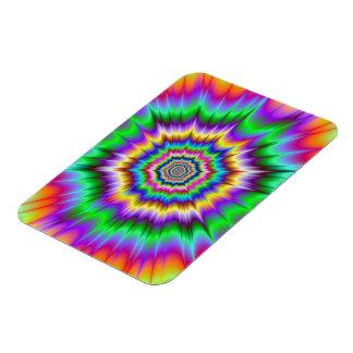 Shockwaves Photo Magnet