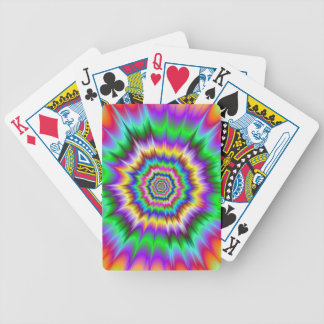 Shockwaves Playing Cards