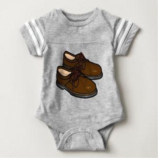 shoe baby bodysuit