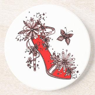 Shoe Coaster