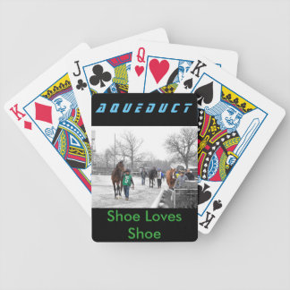Shoe Loves Shoe Bicycle Playing Cards