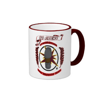 shoe thrower ringer mug