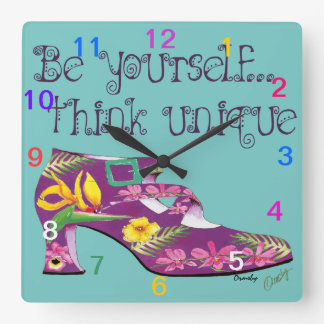 Shoe Wall Clock