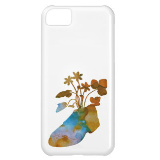 Shoeflowers Cover For iPhone 5C