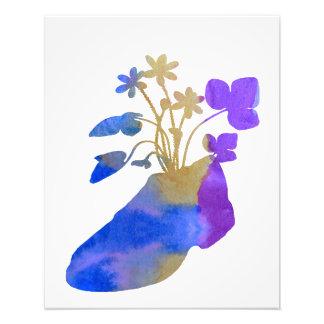 Shoeflowers Impression Photo