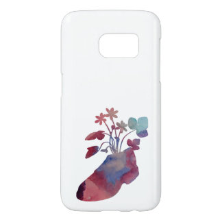 Shoeflowers Samsung Galaxy S7 Case