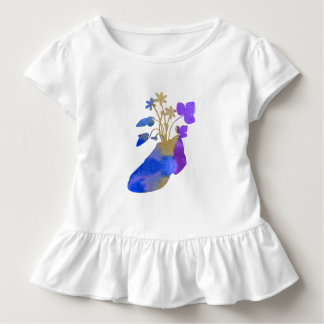 Shoeflowers Toddler T-shirt