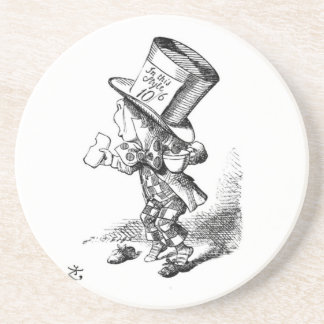Shoeless Mad Hatter Coaster