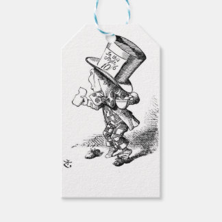 Shoeless Mad Hatter Gift Tags