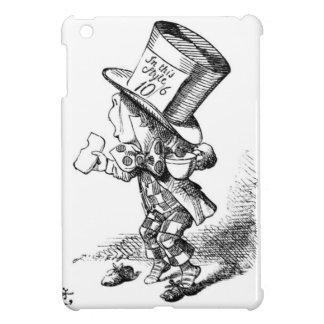Shoeless Mad Hatter iPad Mini Cover