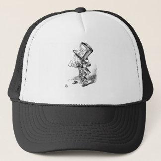 Shoeless Mad Hatter Trucker Hat