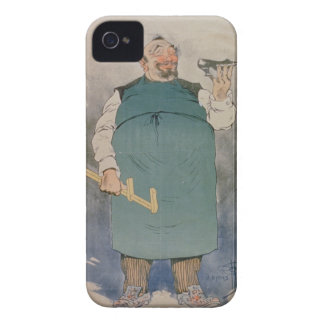 Shoemaker (colour litho) iPhone 4 covers