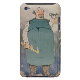Shoemaker colour litho iPod Case-Mate case