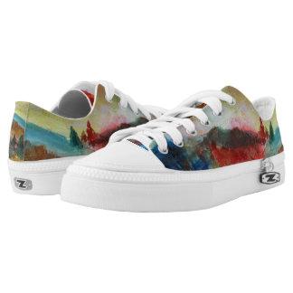 Shoes Autumn Watercolor Colors