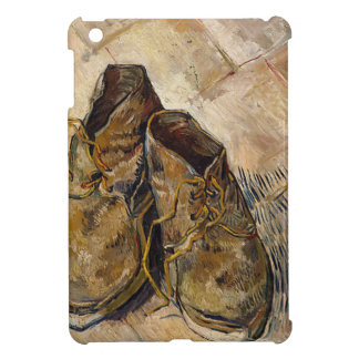 Shoes in Impressionist style Cover For The iPad Mini