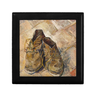 Shoes in Impressionist style Gift Box