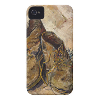 Shoes in Impressionist style iPhone 4 Case-Mate Case