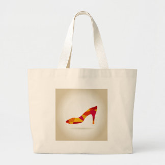 Shoes Large Tote Bag