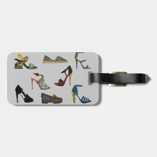 Shoes Luggage Tag