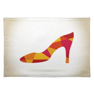 Shoes Placemat