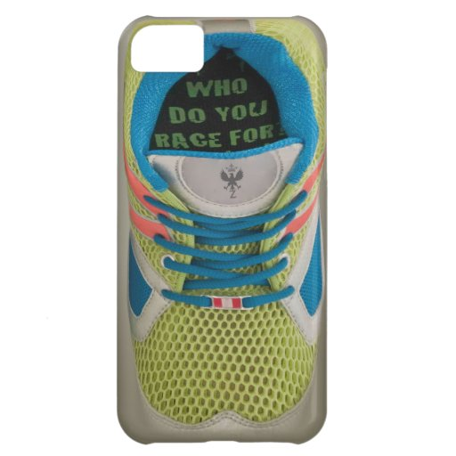 Shoes : Z-001 Case For iPhone 5C