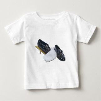ShoesAndShineWedge052712.png Baby T-Shirt