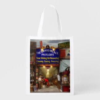 Shoeshine - The Grand Palace Parlors 1922 Reusable Grocery Bag