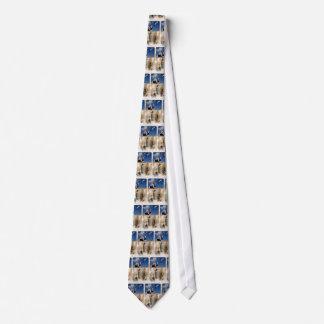 Shofar Neck Tie