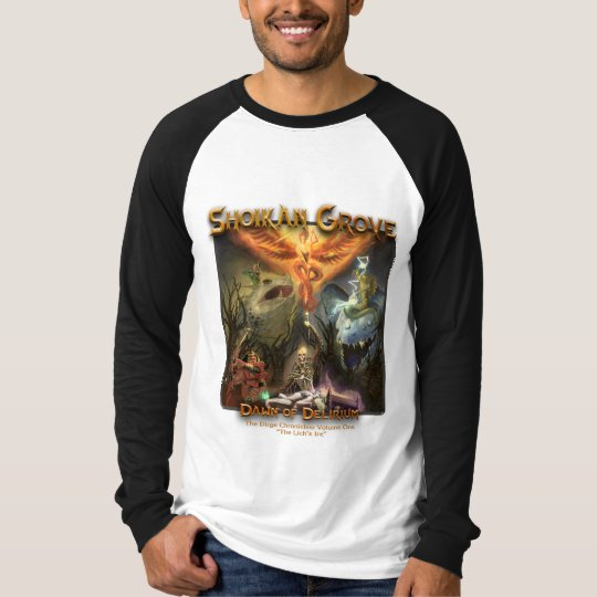 Shoikan Grove - Dawn of Delirium Long Sleeve Shirt