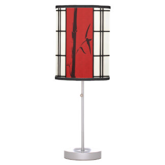 Shoji - Bamboo Table Lamp